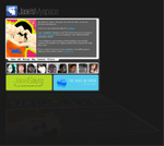 New Myspace page