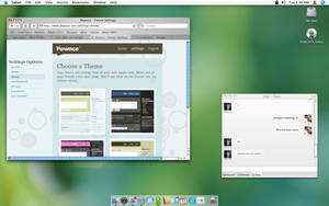 July OS X Desktop by jeayese