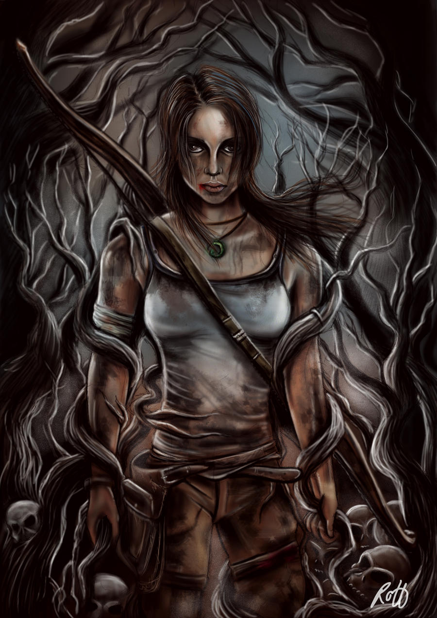 Tomb Raider Reborn by MatRoff