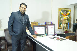Dr. Dasharath Bhosale Chairman SNBP Rahatani, Pune by dasharath-bhosale
