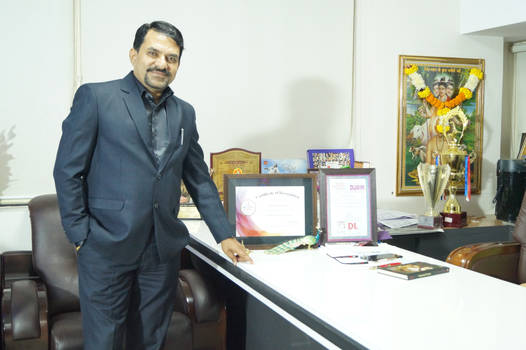 Dr. Dasharath Bhosale Chairman SNBP Rahatani, Pune