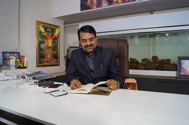 Dasharath Bhosale Chairman SNBP Rahatani Pune by dasharath-bhosale