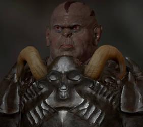 Orc General by rinozvizdic