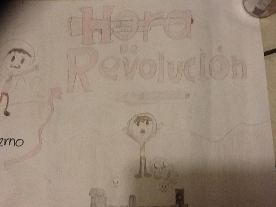 Hora de Revolucion by Worldboy1