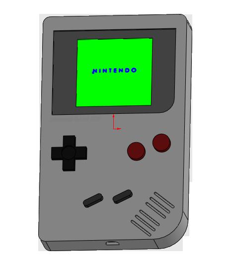 Gameboy by Worldboy1