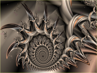 Fractal Deco Stretch by Anto106