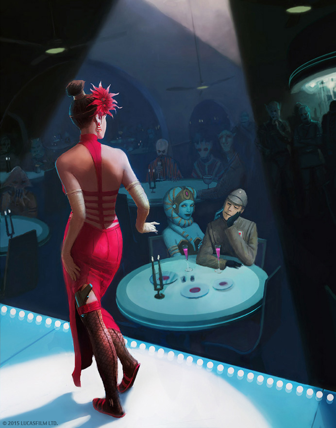 How'd You Like The Show? by Jeff Lee Johnson : ImaginaryJedi
