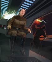 Alliance Command by JeffLeeJohnson