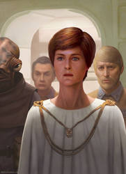 MonMothma JeffLeeJohnson by JeffLeeJohnson