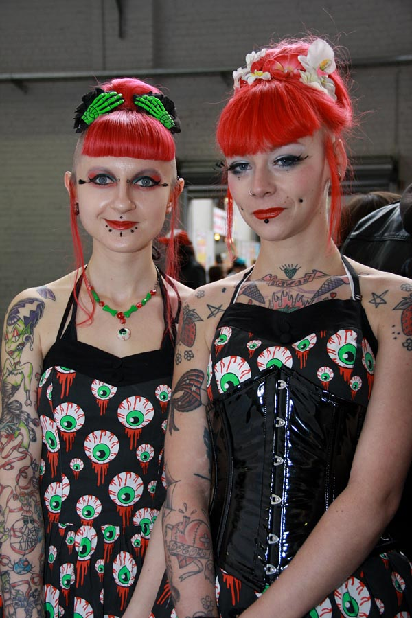 Psychobilly halloween | Rockabilly/Psychobilly | Pinterest ... Steph