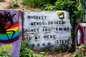 Whiskey Mends by PhillyPuddy