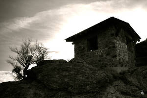 Gates Pass Guard House by PhillyPuddy