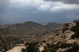 Mt Lemon Storm by PhillyPuddy