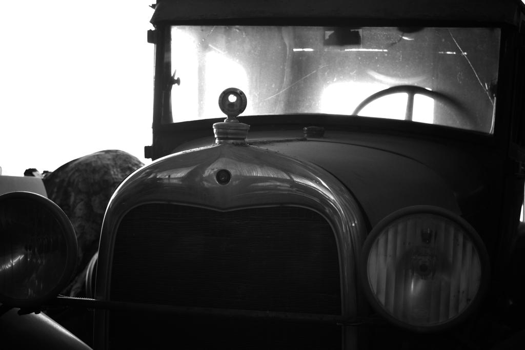 Old Car by PhillyPuddy