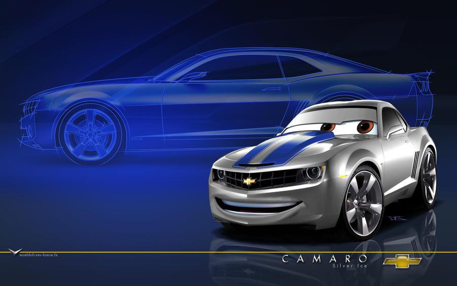 Cars | Camaro by danyboz