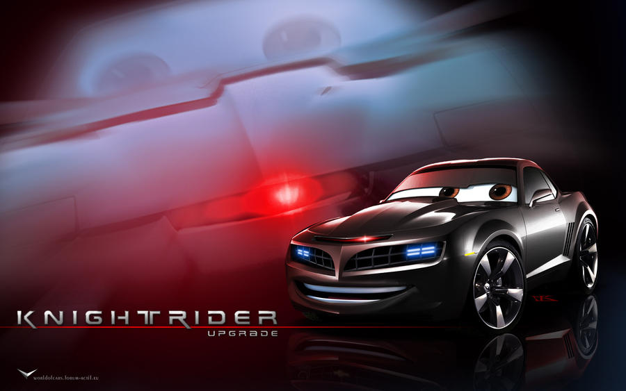 Cars | Knightrider by danyboz on DeviantArt