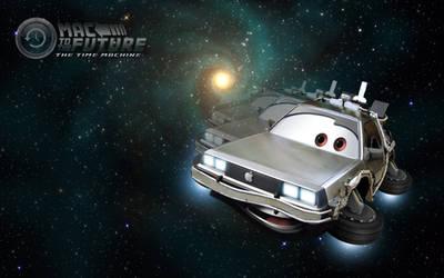 Cars | Time Machine by danyboz