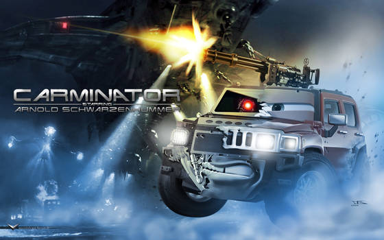 Cars | Carminator by danyboz