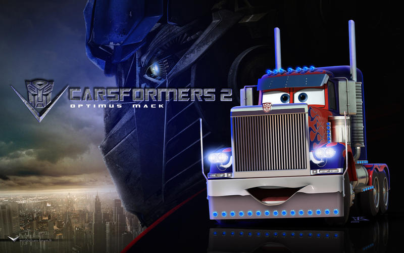 Cars   Optimus Mack