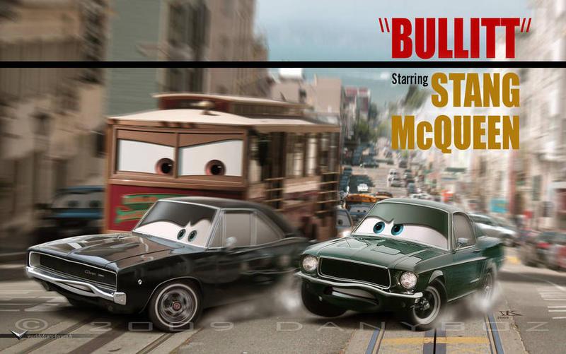 Cars   Bullitt