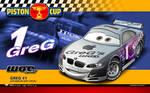 Cars   GreG BMW Racer