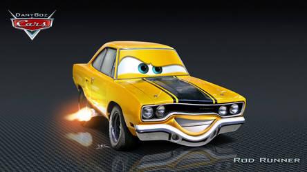 Cars   Rod Runner by danyboz