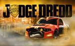 Cars   Judge Dredd