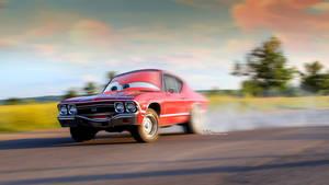 Cars | Dusky Dusty