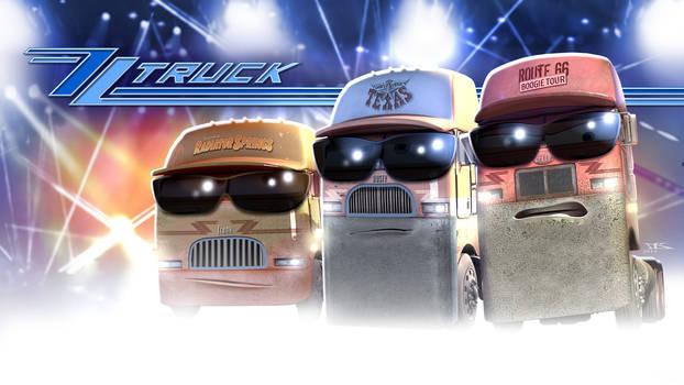 Cars   ZZ Truck