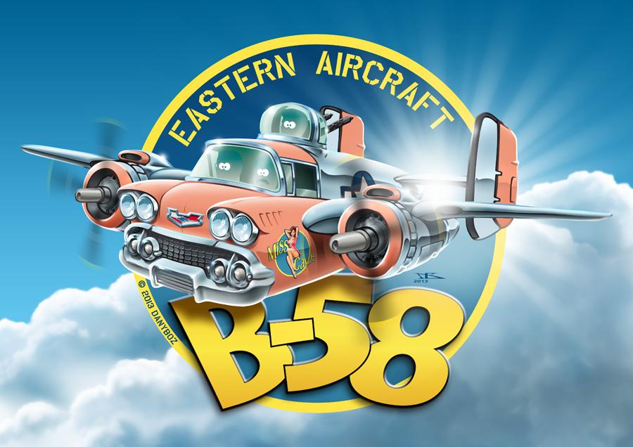 B-58 by danyboz