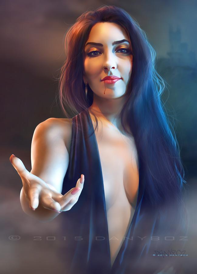 VampirInna by danyboz