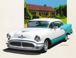 '56 Oldsmobile