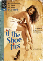 If The Shoe Fits | Pulp Cover by danyboz