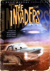 Cars | The Invaders by danyboz