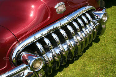 Teethed Buick