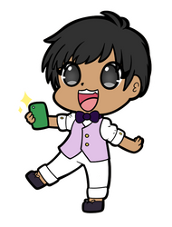 [Wedding Vows Zine] Phichit by Holly--Jolly