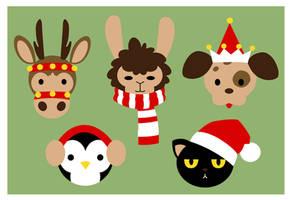 GD: Christmas Icons