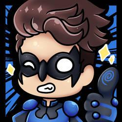 COM: Nightwing Icon
