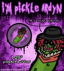 FFXV: Pickle Ardyn Button