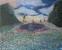 standing stones by hamishgordon
