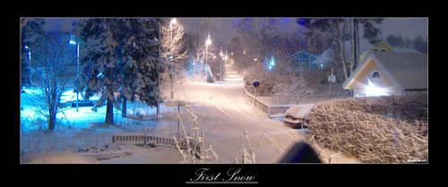 First Snow by anachron