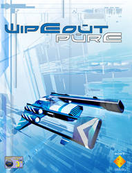 Wipeout Pure by anachron