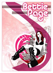 Bettie Page by anachron