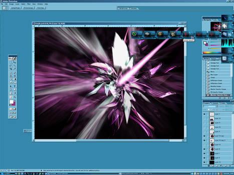 Anachron Working Desktop