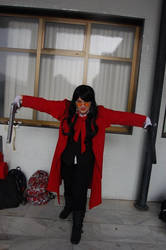 Lady Alucard going to kill you