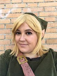 Hey! I'm Link =3