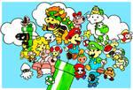 The World of Super Mario