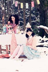 Schneeflockchen Weissrockchen