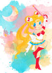 Sailor Moon - candy-coloured justice