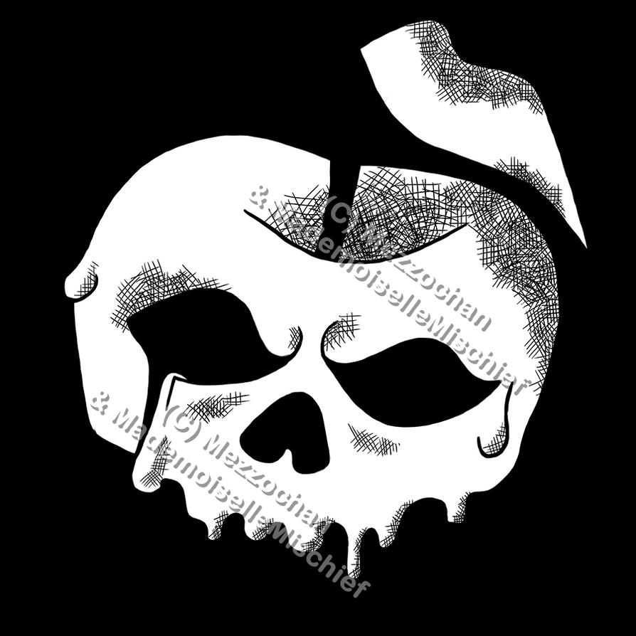 poisoned apple by Mezzochan